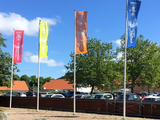 Halsnæs Flag