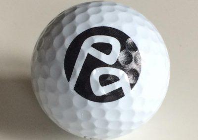 Logo til golfspiller, Peter Astrup